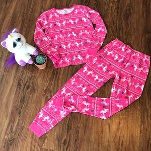 🦄🦄🦄 EEUC Gymboree pajamas size 12